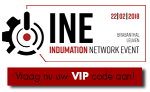 Indumation Network Event VIP uitnodiging
